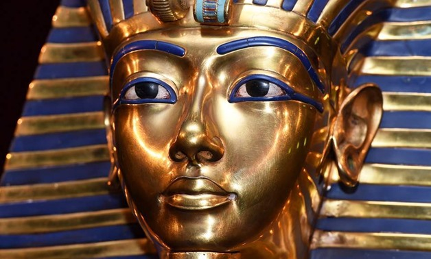 Statue of Tutankhamun - Courtesy of  Pixabay.com