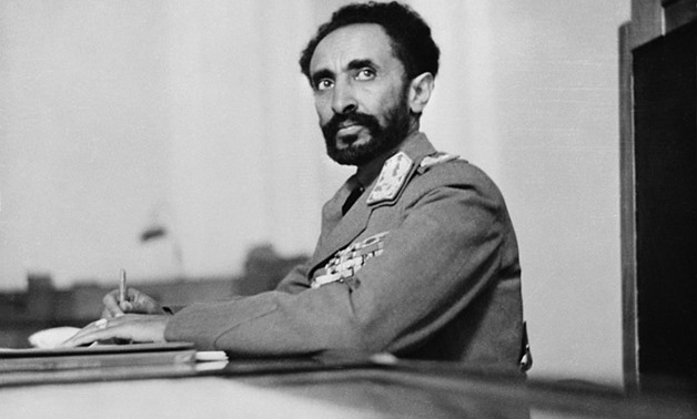 FILE - Haile Selassie in 1942 – Wikimedia Commons/ United States Farm Security Administration