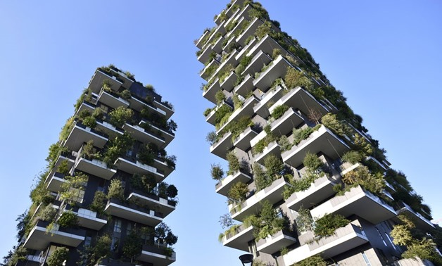 Environmentally-friendly buildings - Stringer Italy/Reuters
