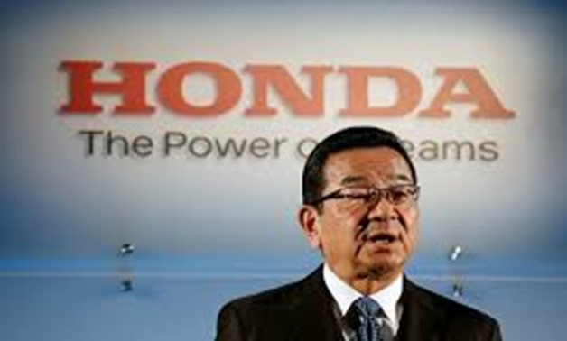 Honda Motor Chief Executive Takahiro Hachigo attends a news conference in Tokyo, Japan, February 19, 2019. REUTERS/Kim Kyung-hoon