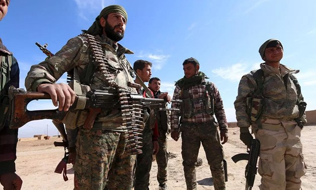 SDF to trapped IS jihadists: Surrender, or face death