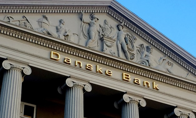 FILE PHOTO: General view of the Danske Bank building in Copenhagen, Denmark, September 27, 2018. REUTERS/Jacob Gronholt-Pedersen/File Photo *** Local Caption *** Jacob Gronholt-Pedersen -