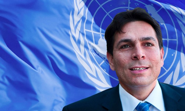 Ambassador to the UN Danny Danon – Forward