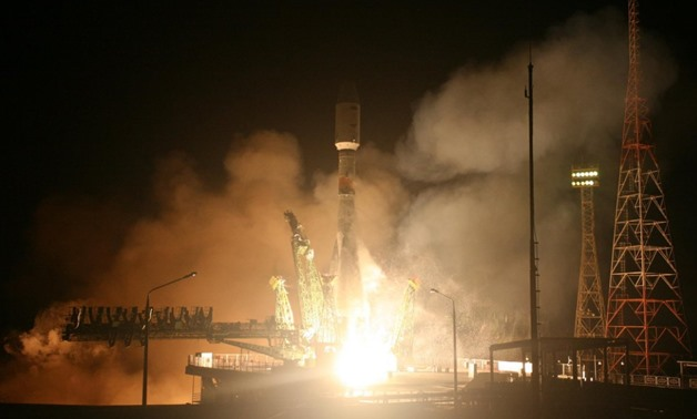 Egypt launches Sat-A from Kazakhstan's 'Baikonur Cosmodrome'