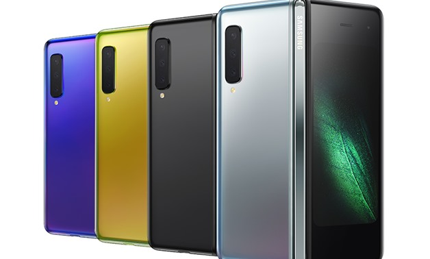 Samsung Electronics Co., Ltd. unveiled the highly anticipated Galaxy Fold, a new foldable device creating a new mobile category.