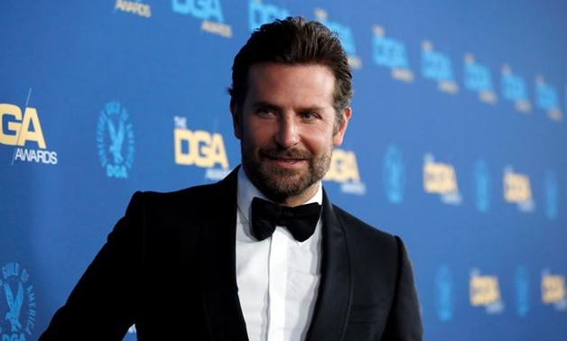 "Bradley Cooper, director of ""A Star is Born"" and nominee for Best Director, poses upon arrival at the Directors Guild Awards in Los Angeles, California, U.S. February 2, 2019. REUTERS/Mario Anzuoni."