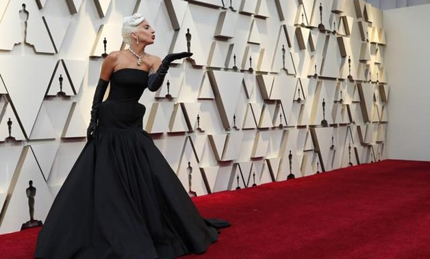 91st Academy Awards - Oscars Arrivals - Red Carpet - Hollywood, Los Angeles, California, U.S., February 24, 2019 - Lady Gaga. REUTERS/Mario Anzuoni.