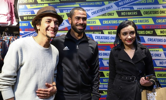 Celebrating the launch of Exhibit Pack, the first major football boot collection of the year, adidas collaborated with Al Ahly's Ahmed Fathi for a fan meet and greet at the new adidas Mohandseen Lebanon street branch in February.