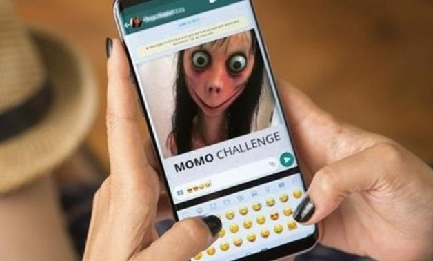Online suicidal game Momo Challenge pops up in middle kids' shows on YouTube