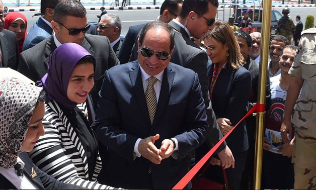 Sisi -tahya Misr-File photo