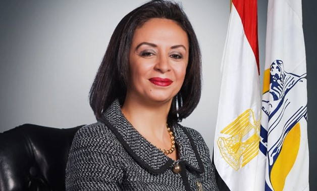 FILE: Head of the National Council for Women (NCW) Maya Morsy