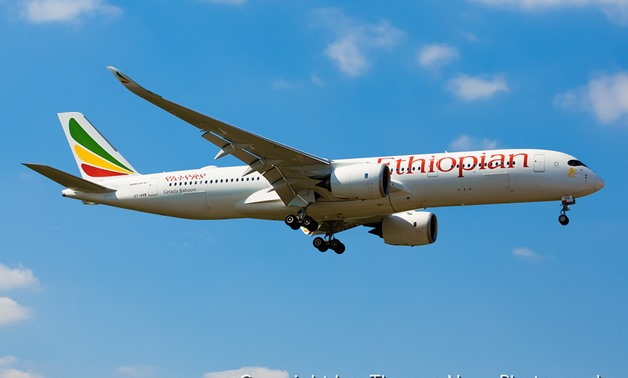 Ethiopian airplane- CC via Flickr/Thomas Naas