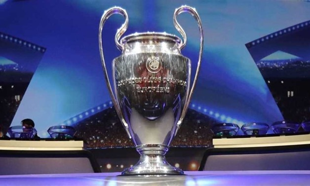 13++ Champions League Trophy