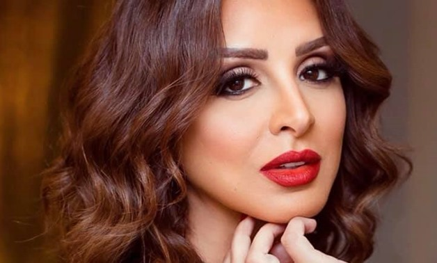 Prominent Egyptian singer Angham via official Facebook page