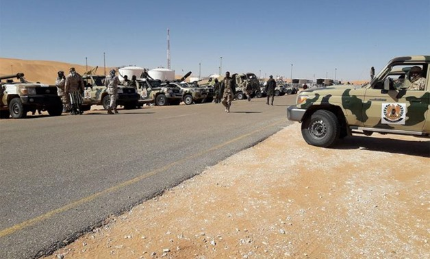 Several military units moved to the western region - Middle East online