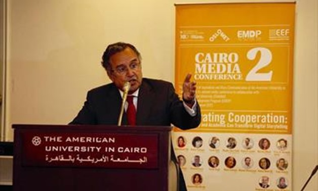 Cairo Media Conference 2 - Facebook