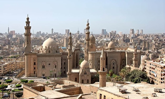 FILE: Part of historic Cairo