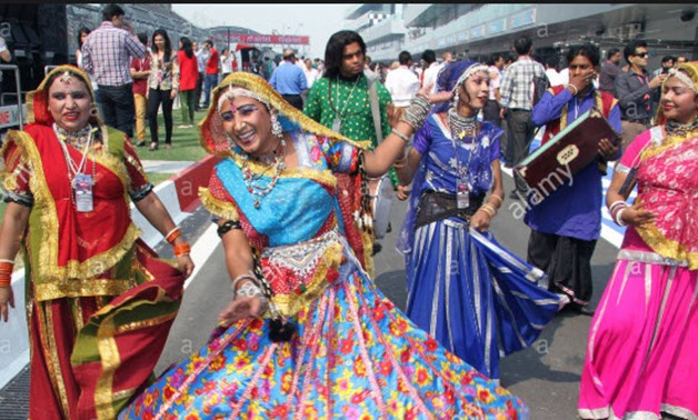 Indian Folklore Performers - Twitter