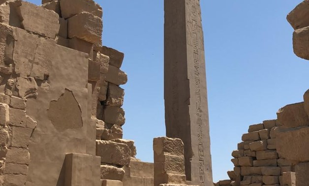 Karnak temple - Egypt Today/Mostafa Marie