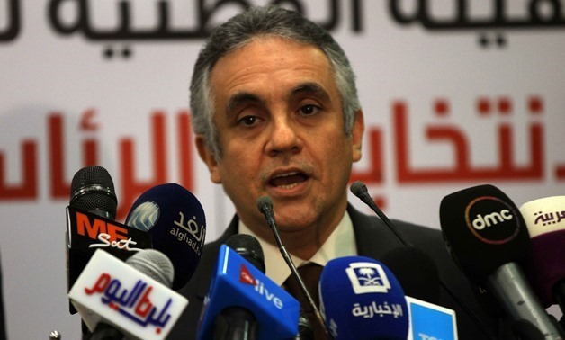 File: The NEA spokesperson Mahmoud El Sherif