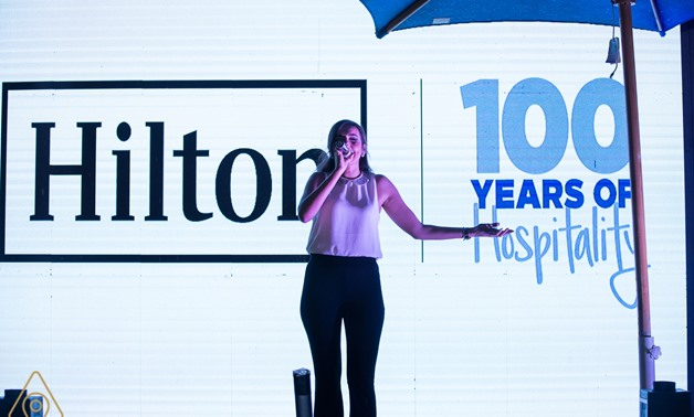 Hilton Cairo Zamalek Residences celebrated Hiltons' 100 Years of Hospitality with media and corporate partners at the Terrace on our swimming pool deck.