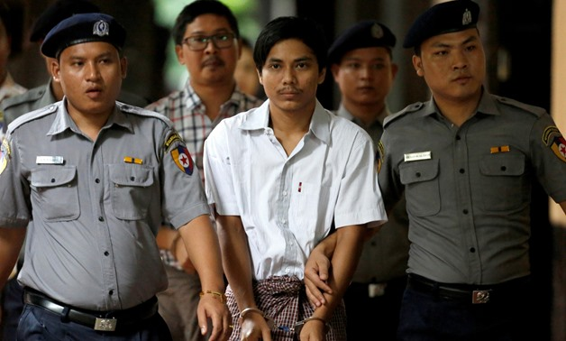 Myanmar court rejects appeal by jailed Reuters reporters - Reuters