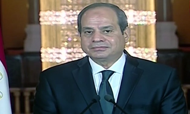 States that fund, train terrorists must be punished: Sisi