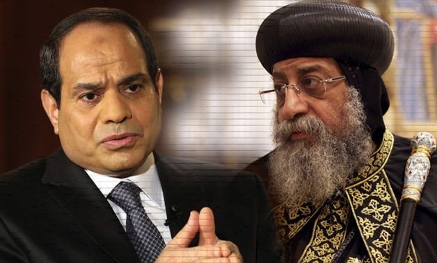 Sisi phones Tawadros II to pay condolences for Minya attack
