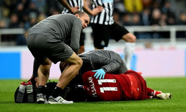 Mohamed Salah to be assessed after Newcastle injury