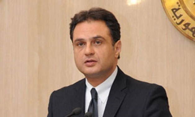 Egypt's Ambassador to France and Permanent Delegate to UNESCO Ehab Badawy - File photo