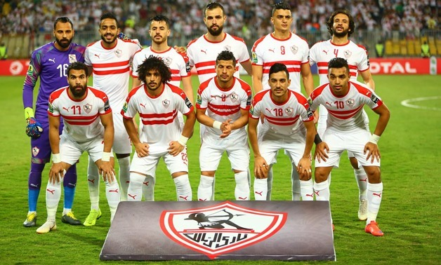 File- Zamalek team