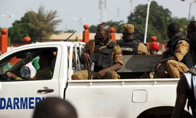 Terror attack targeted a Catholic church in Dabolo in northern Burkina Faso; the attack killed six people and injured others - AFP