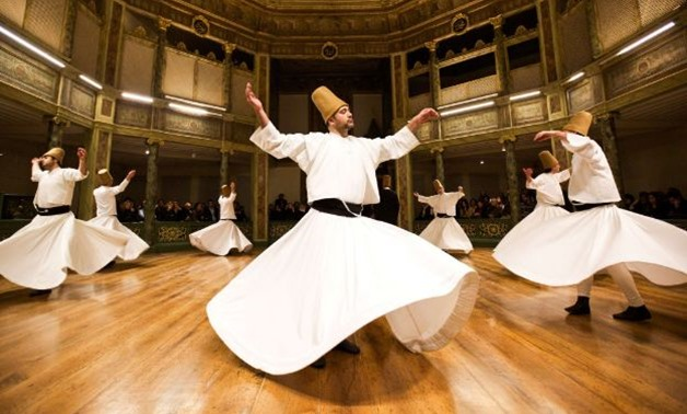 Sufi Whirling - Facebook