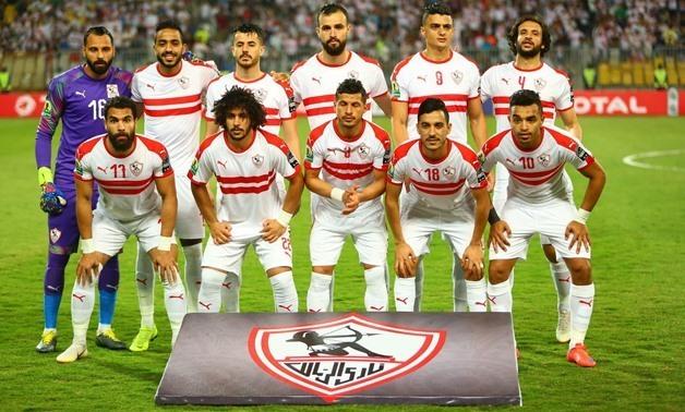 File- Zamalek team