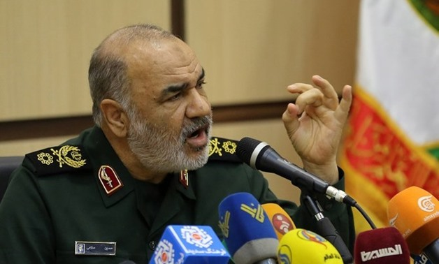 Major General Hossein Salami was quoted by the Fars news agency. (File/AFP)