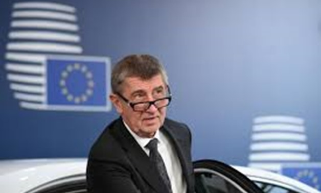 FILE PHOTO: Czech Republic's Prime Minister Andrej Babis arrives on December 13, 2018 in Brussels for a European Summit. John Thys/Pool via REUTERS