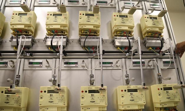 Pre-paid meters factory in Egypt - Mohamed el-Hosary /Egypt Today