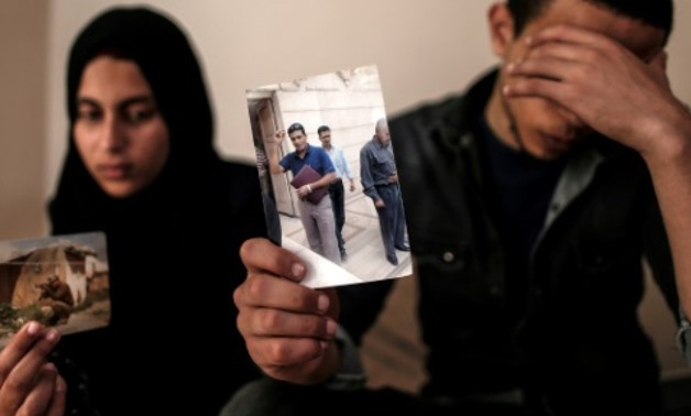 Egypt OKs autopsy for Palestinain 'tortured' in Turkish prison