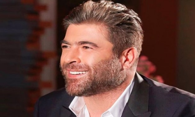 Lebanese star Wael Kfoury - Instagram