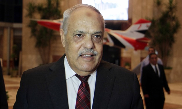 FILE- Head of the Arab Organization for Industrialization (AOI) Abdel Mon'em ِAltarras- Egypt Today