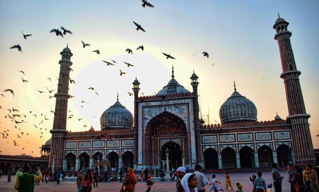 Jumma Masjid in Delhi - Creative Commons via Wikimedia