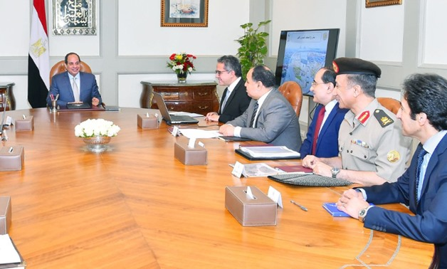 During the meeting, President Sisi ordered upgrading the        tourist attractions including museums nationwide – Press photo