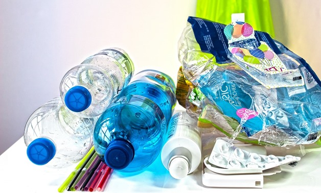 Plastic waste - FILE