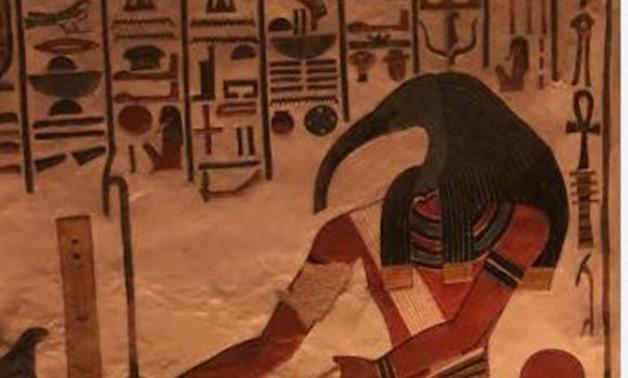 Nefertari Tomb - Mustafa Marie