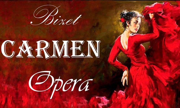 Carmen - Press photo