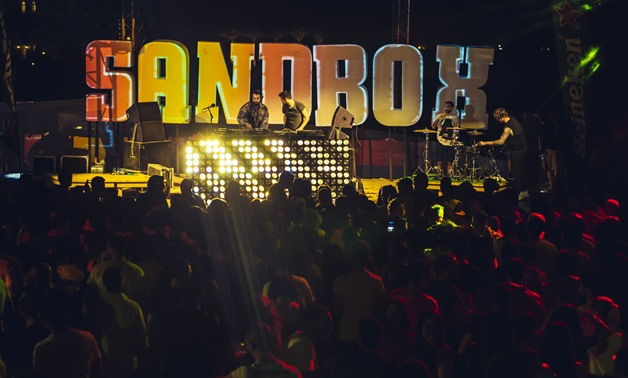 Egypt's largest electronic music festival SANDBOX is kicking off in El Gouna