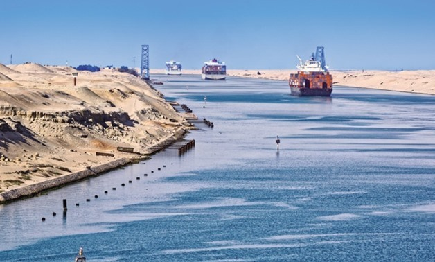 FILE: The Suez Canal Authority (SCA) targets revenues worth $6.1 billion in FY2019-2020 against $5.8 billion in the current fiscal year.