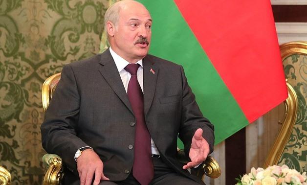 President of Belarus Alexander Lukashenko meets Russian President Vladimir Putin, 2017 – President of Russia