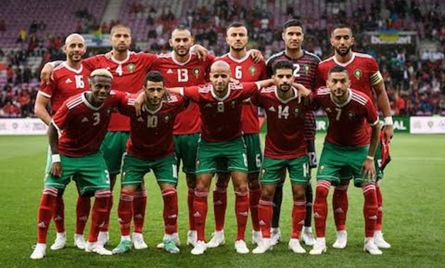 File- Morocco national team