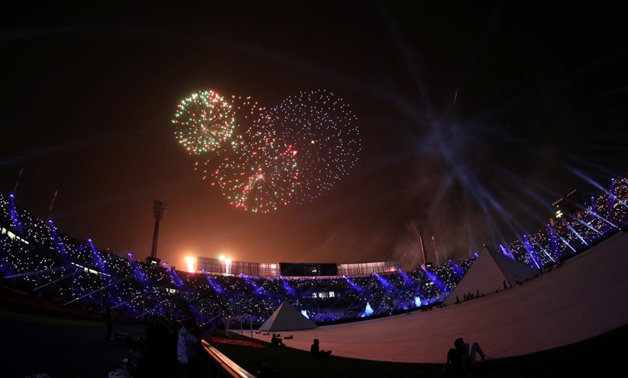 Dazzling opening ceremony for AFCON/ Egypt Today